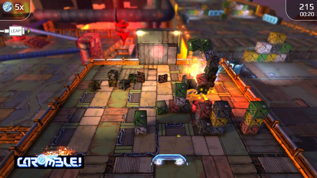 Caromble Game Effect Screenshot 3